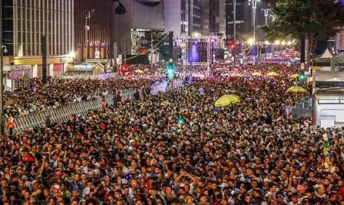 Réveillon na Paulista está suspenso este ano