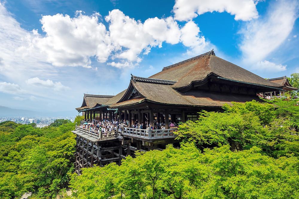 Templo Kiyomizu-dera, Kyoto