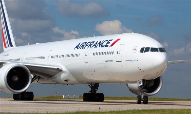 airfrance avião