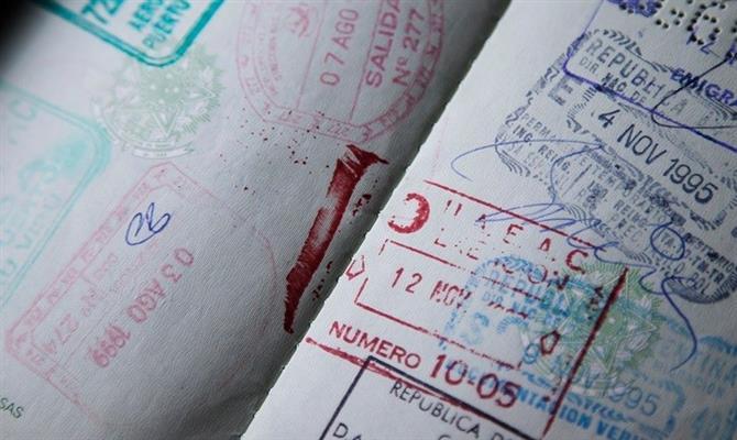 Pandemia afeta emissão de vistos para os Estados Unidos