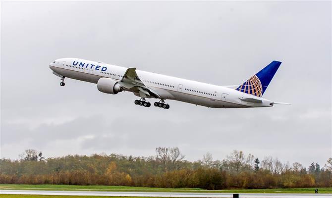 United adiciona mais de 1,4 mil voos para feriado de Ação de Graças, que acontece na semana do dia 23 de novembro