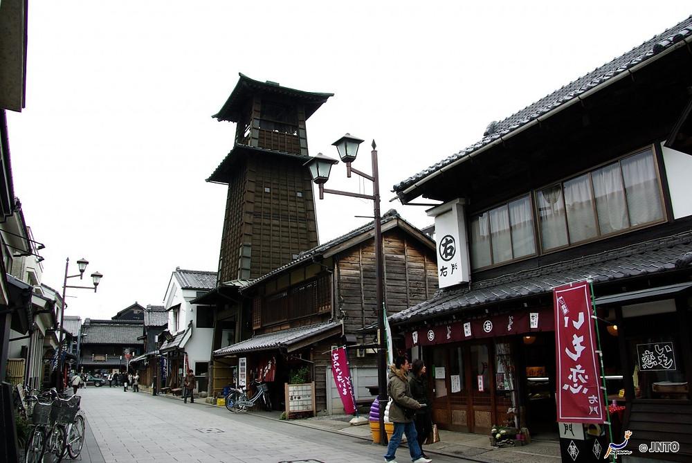 Kawagoe, Saitama (Foto: ©Yasufumi Nishi/©JNTO)
