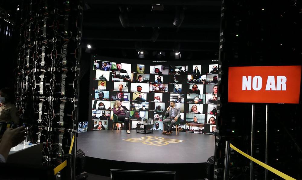 Novo posicionamento e ambições do grupo foram tema de uma convenção on-line com 900 colaboradores (Foto: Divulgação/Bianca Abreu)
