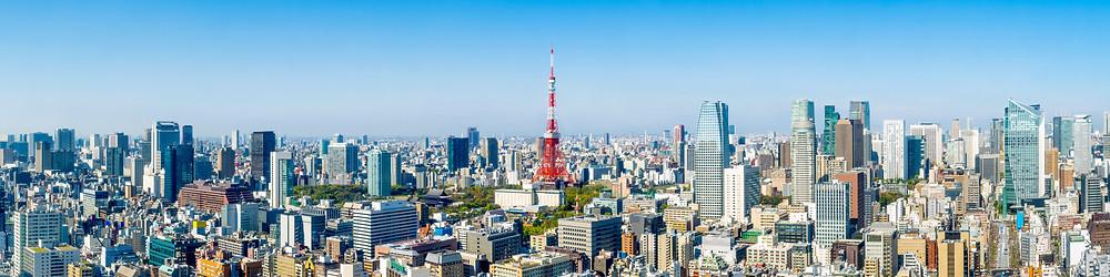 Tóquio, sede dos Jogos Olímpicos de 2021