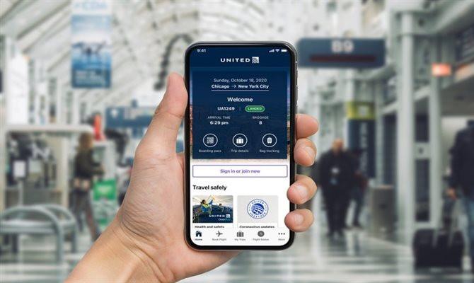 O app está disponível para Android e iPhone