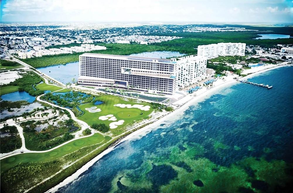 Os hotéis e aeroportos de cidades como Cancun e Cozumel já reabriram