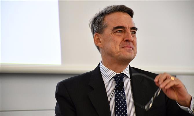 Alexandre de Juniac, diretor geral e CEO da Iata