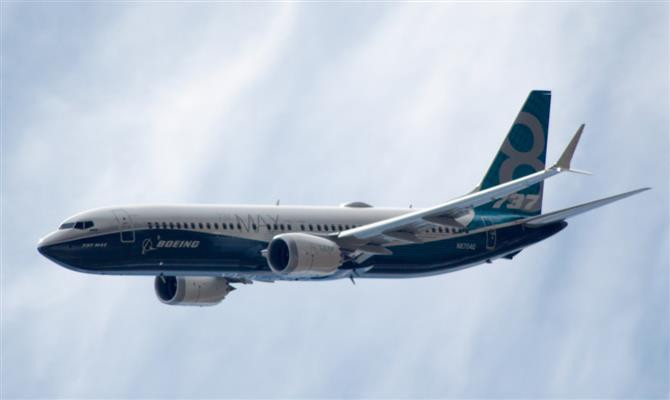 Boeing tem retorno do 737 Max aprovado pela FAA