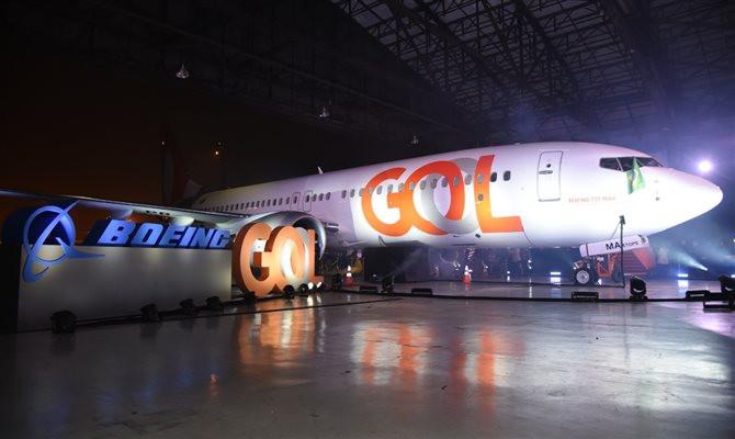 Gol é a única companhia brasileira a contar com o B737 Max em frota