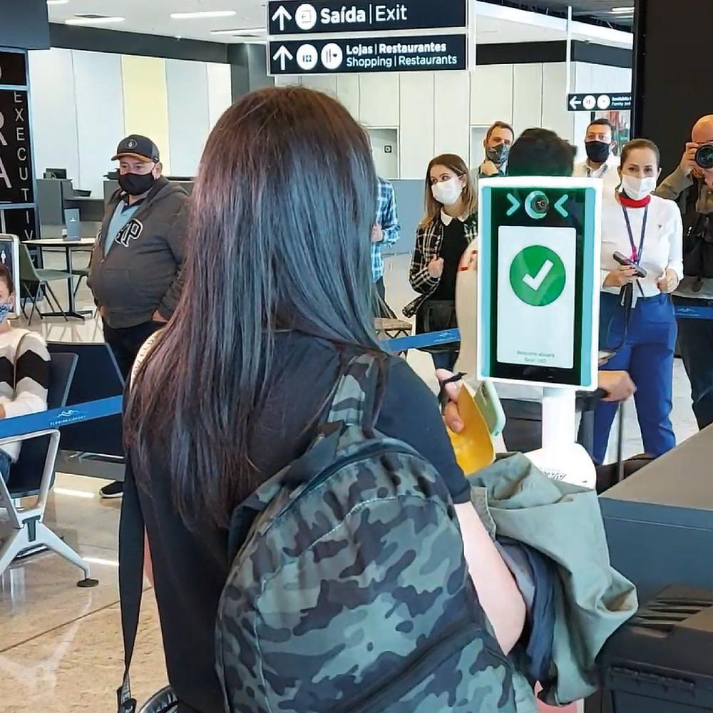 O objetivo do projeto é facilitar a vida dos viajantes e garantir mais segurança nos aeroportos