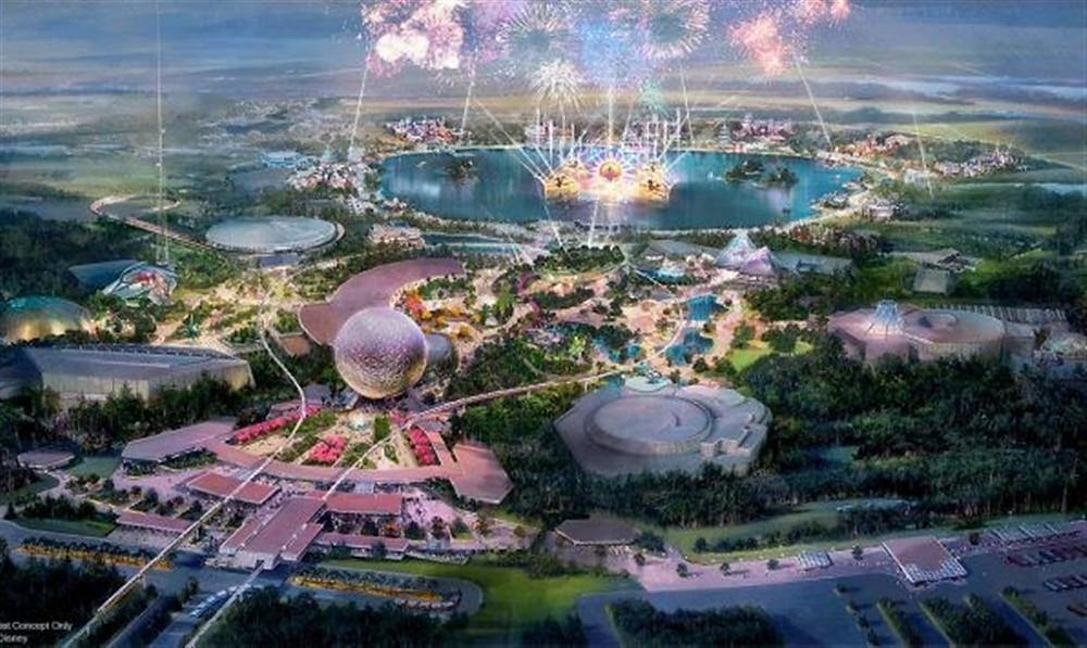Grande transformação do Epcot continua no Walt Disney World Resort, em Orlando, na Flórida