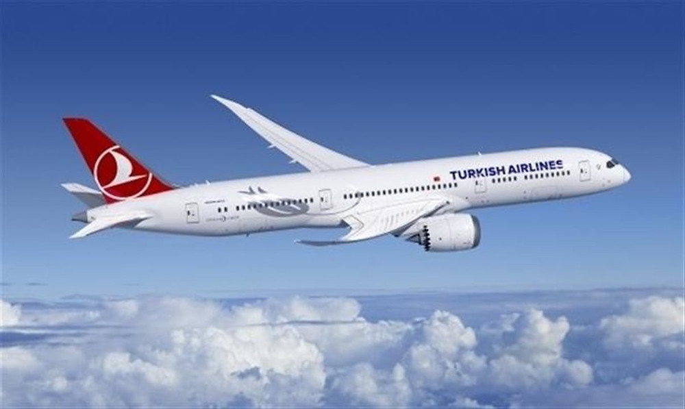 Turkish Airlines retoma voos à Argentina
