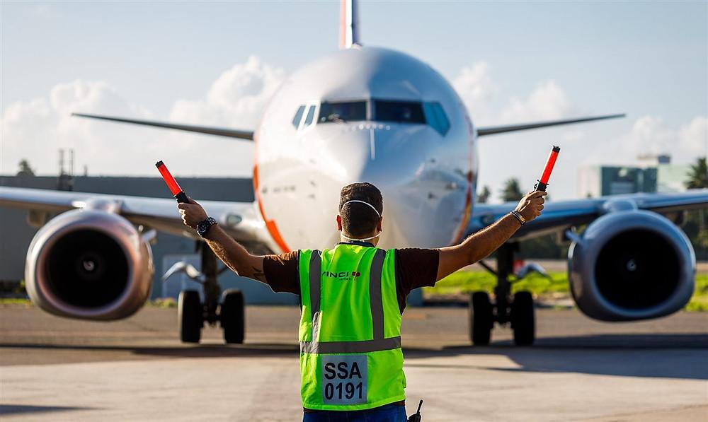 Além dos voos diretos para 33 destinos, o aeroporto também retomou alguns voos internacionais