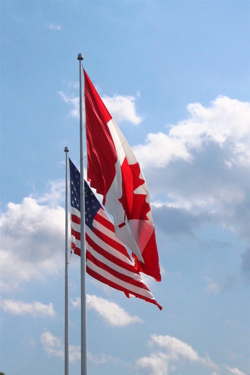 Estados Unidos e o Canadá manterão fronteiras fechadas até 21 de novembro