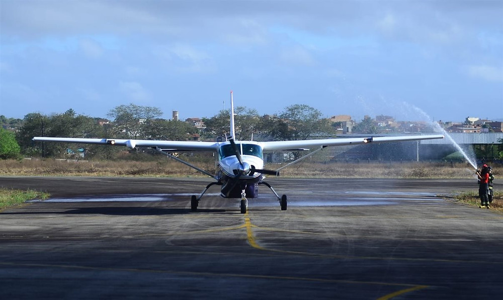Azul passa a voar para Serra Talhada e Caruaru, em Pernambuco, com voos diretos e regulares para Recife, duas vezes por dia