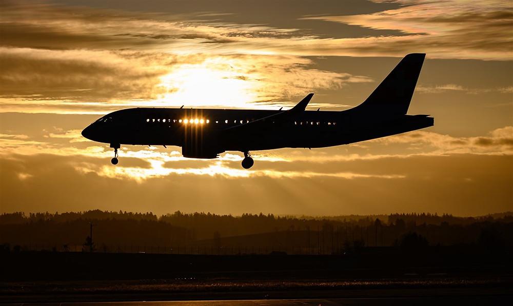 A expectativa é de que haja uma melhora no tráfego aéreo internacional a partir de setembro