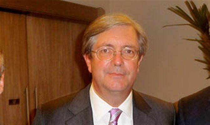 Fernando Schmidt, embaixador do Chile no Brasil