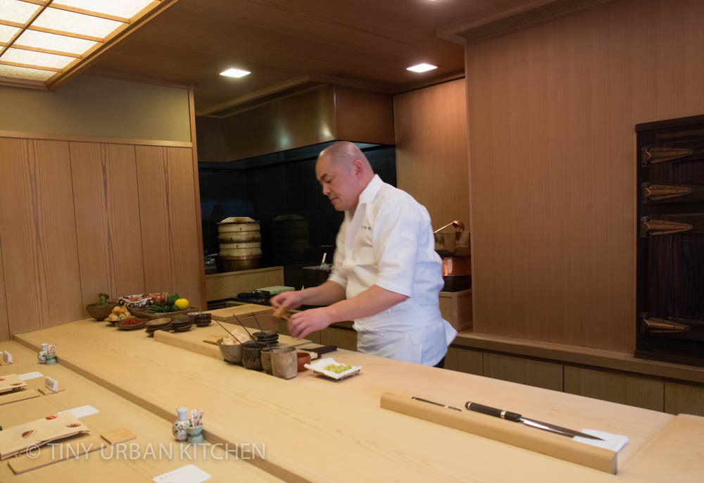 Chef Sawada (Foto: Tiny Urban Kitchen/Flickr)