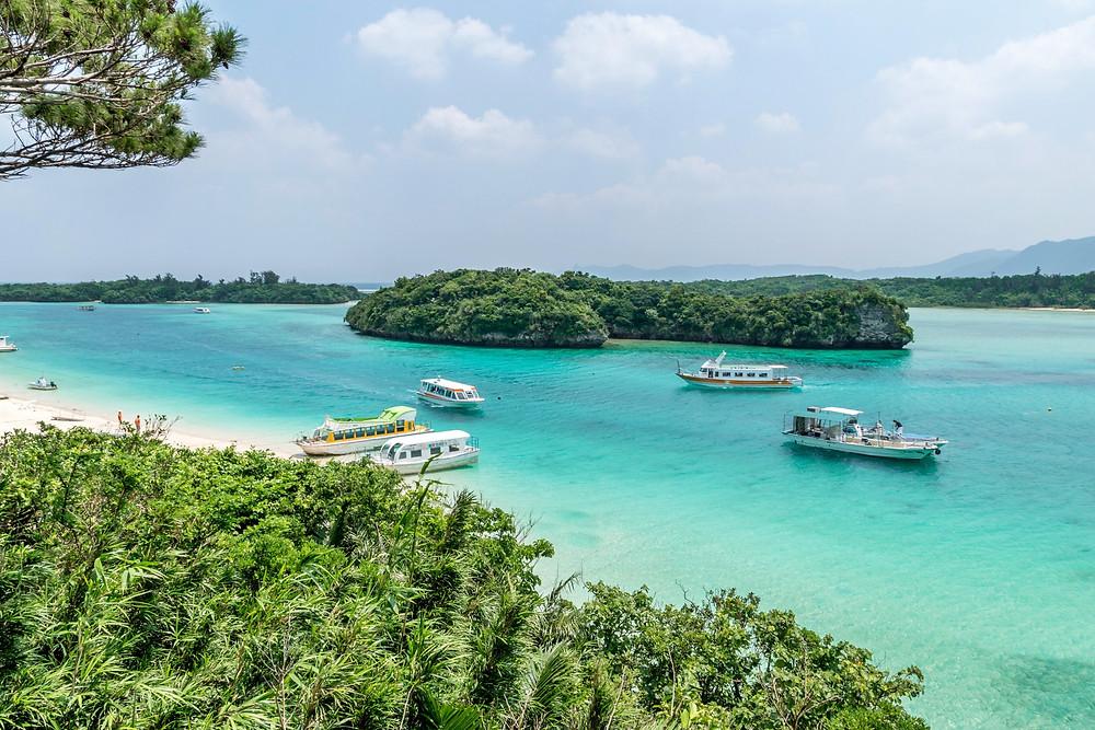 Ilha de Ishigaki Okinawa Japão