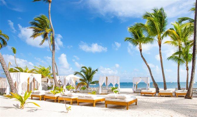 Os hotéis da rede na República Dominicana voltaram a funcionar no dia 16