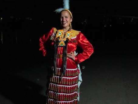 Cultural Sharing Workshop with Sissy Thiessen Kootenayoo; Powwow 101