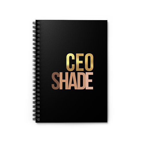 Chic Notes Notebook