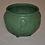 Thumbnail: Owens Jardinière, great green glaze