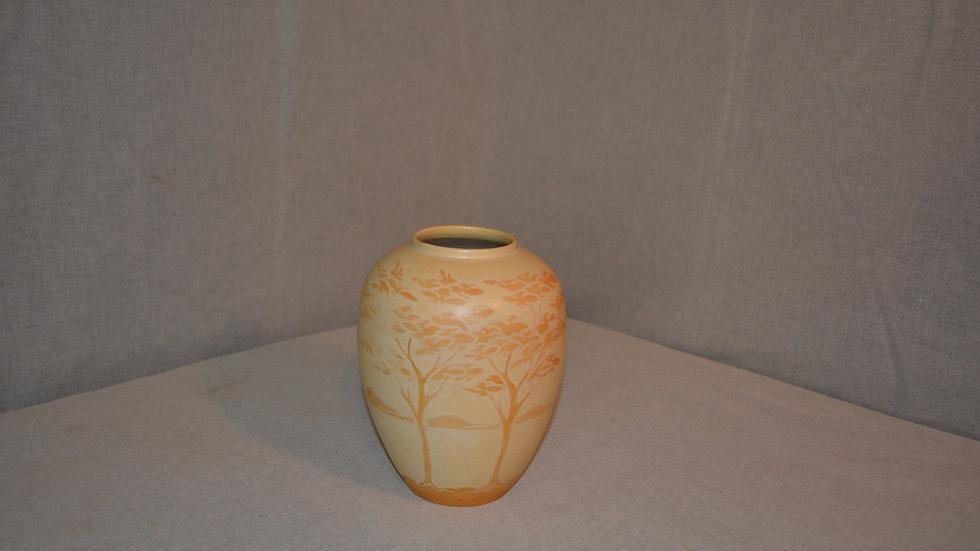 LeCamark vase in Ivory,  designed by Lessel