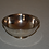 Thumbnail: Arthur Stone footed  small bowl    Hammered sterling
