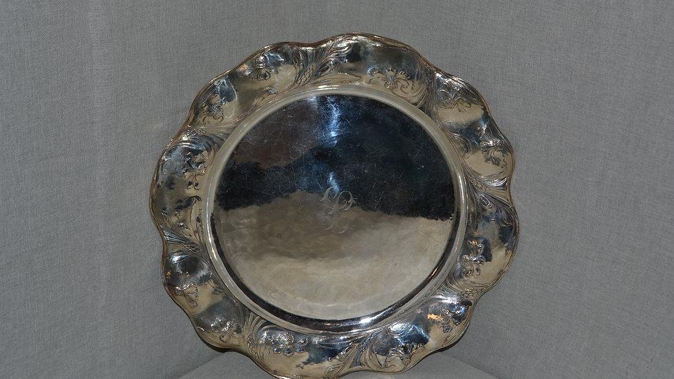 Gorham Martele tray