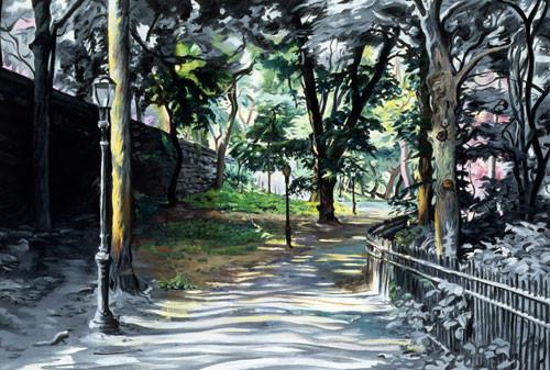 Park Interior