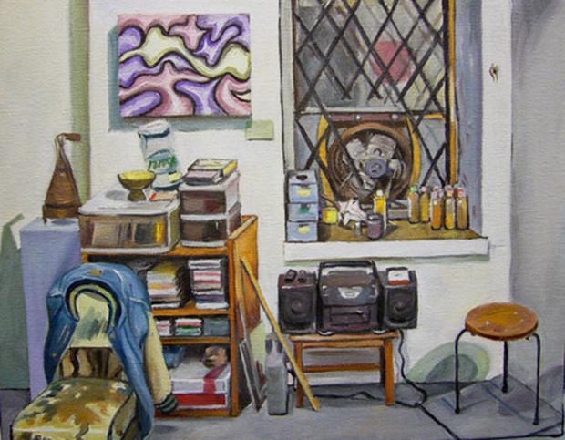 Window and Music