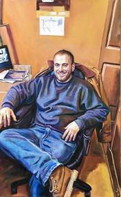 Portrait of Aaron