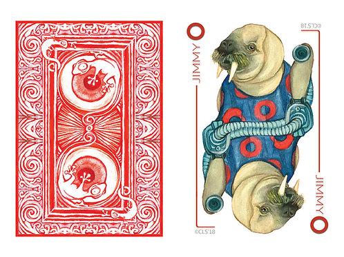 Phish Poker Playing Cards