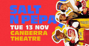 Salt N Pepa at Canberra Theatre Centre - Nov 13, 2018