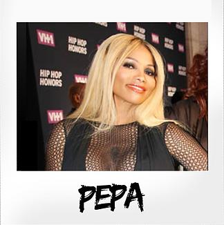 Salt-N-Pepa at VH1 Hip Hop Honors