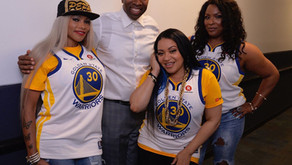 Salt-N-Pepa NBA Finals Recap!