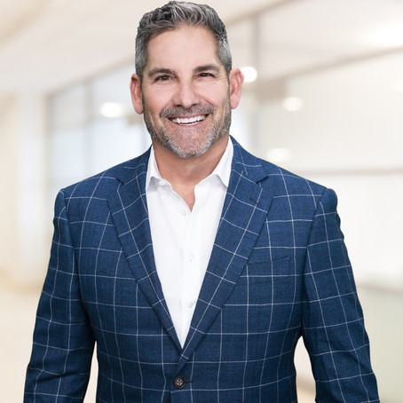 Ep#126 Extra Credit Fridays - You Can't Delegate Everything w/Grant Cardone