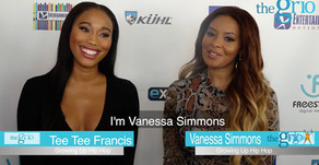 'Growing up Hip-Hop' castmates Vanessa Simmons and Tee Tee Francis talk new season and ...