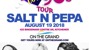 Salt-N-Pepa to Perform in Canada