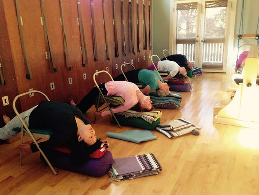 Why Go To Women's Essentials Yoga Class