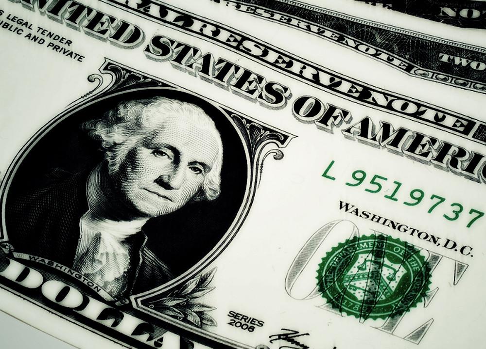 One Dollar!