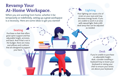 Revamp Your Workspace Tip