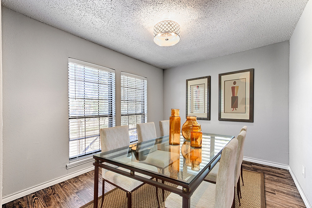 15151 Berry Trail #606, Dallas, TX 75248 Dining Room