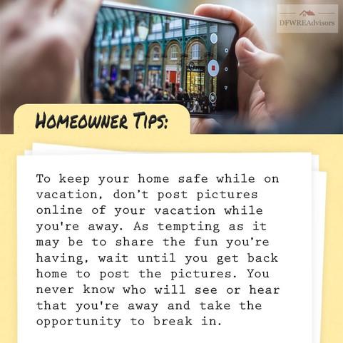Travel Tip - Phots