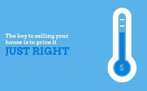 Pricing Your House To Sell This Season!