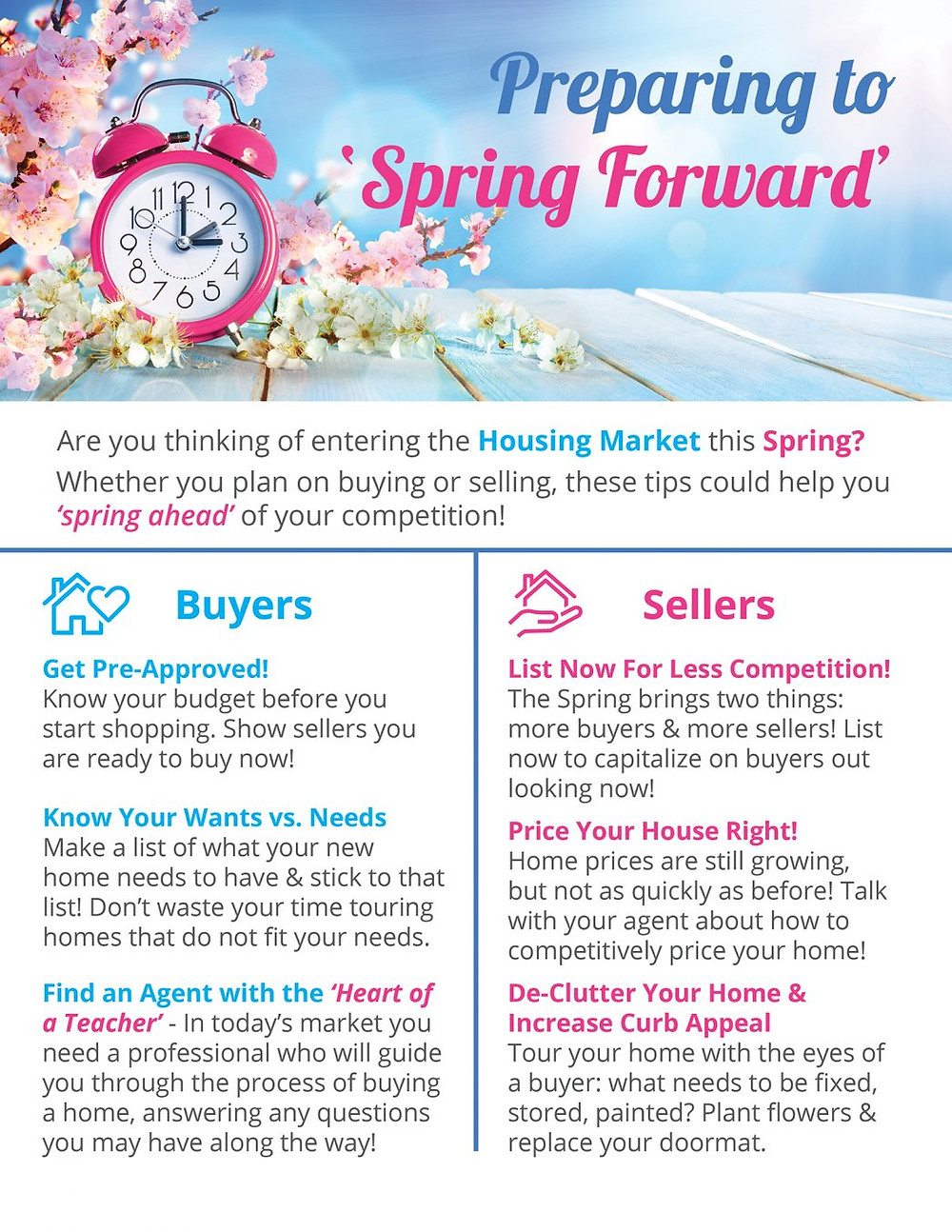 Preparing to Spring Forward [INFOGRAPHIC]   MyKCM