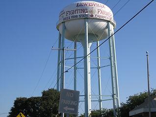 Lewisville Water Tower Mine.JPG