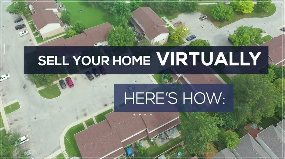 Sell Your Home Virtually!