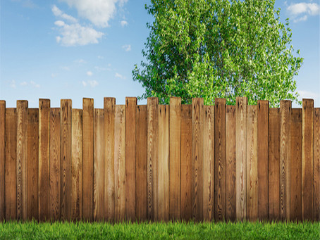 Installing A Fence?  Here Are A Few Tips...